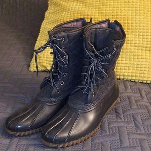 Madden Girl Frolic duck boots